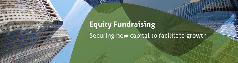 equity fundraising, hibernia corporate finance